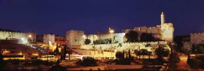 Jerusalem throughout the ages