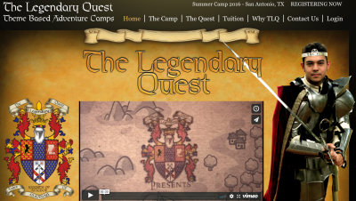 Legendary Quest