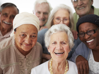 older adults, seniors, elderly