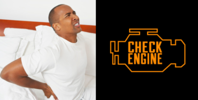 Pain Your Body's Check Engine Light