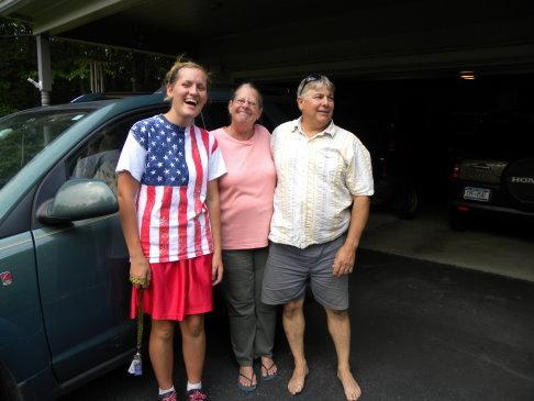 Amanda, Judy Duclos, Keith