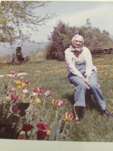 Old Nanny Margaret Flora