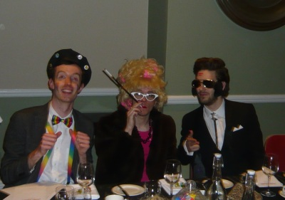 Murder mystery Sticky endings Iffley Oxford