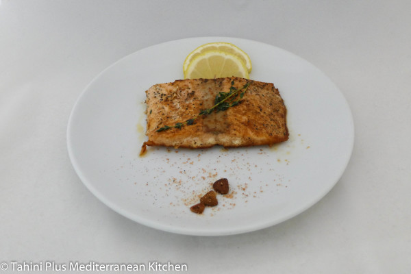 Daily Specials - Grilled Salmon