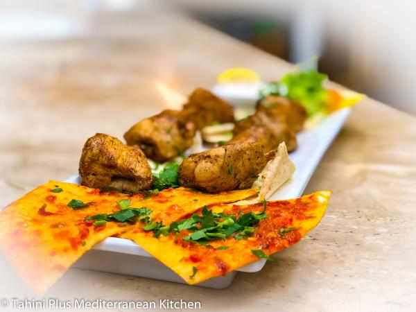 Chicken Tawook Platter
