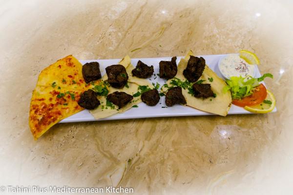 Shish Kebob (Beef) Platter