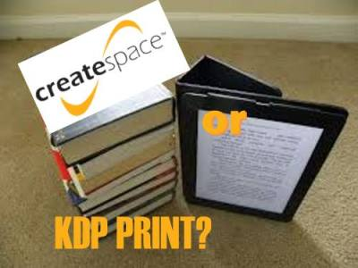 KDP Print  -- Is It Right For You?