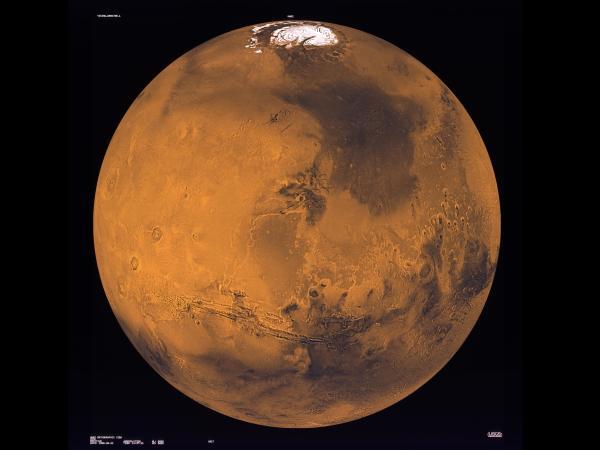 Blog 52: Life on Mars?