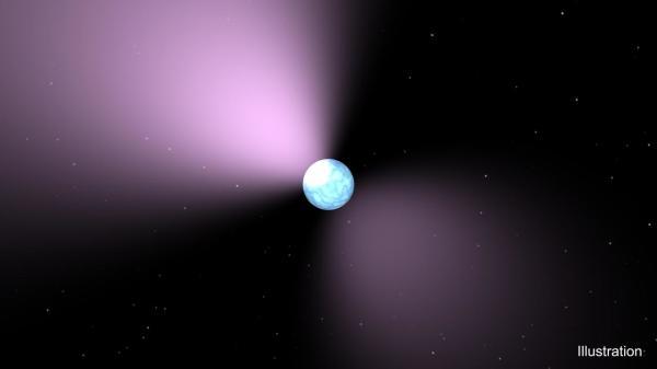 Blog 59:  Pulsars
