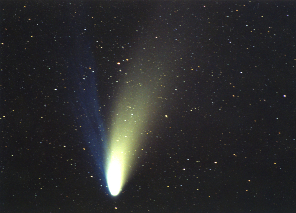 Blog 65: Comets, Part 1