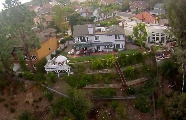 View home in Tierrasanta