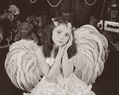 Wings, Angel, Vintage, Classic