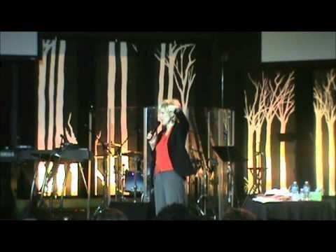 Humorist and Leadership Speaker Sally Edwards