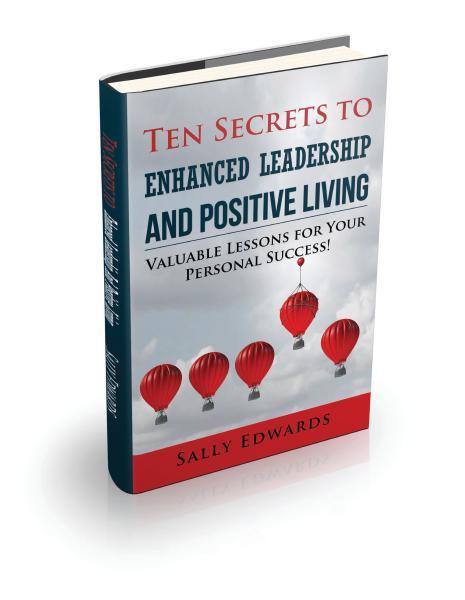 Leadership Book by Motivational Speaker Sally Edwards