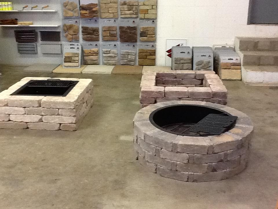 Fire Pit Kits