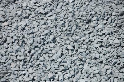 Dense grade rock