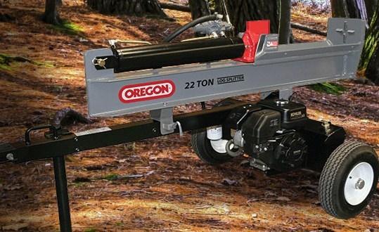 Log Splitter Repair