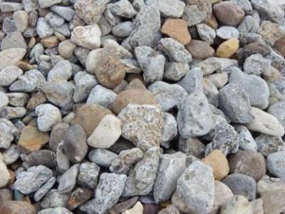 Ohio oversized river rock