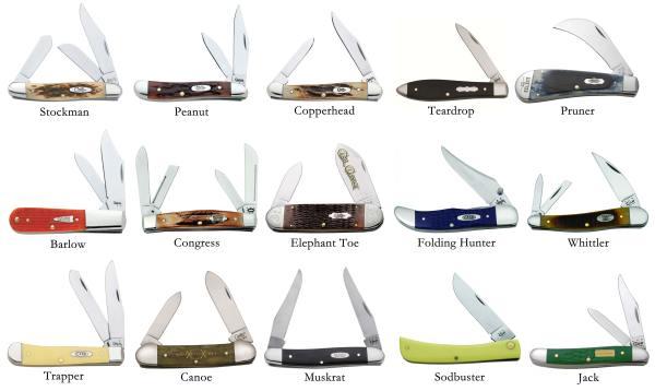 Case XX Knives