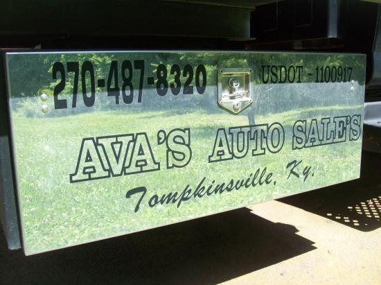 Ava's Auto Sales