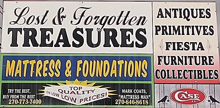 Lost & Forgotten Treasures