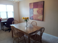 Short term apartment in Hershey Pa
