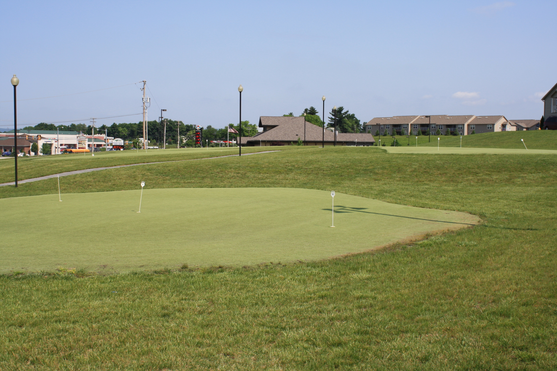 Short term housing in Hershey recreational amenities