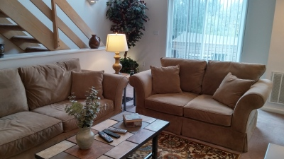 1 2 or 3 bedroom Corporate apartments near Hershey, PA