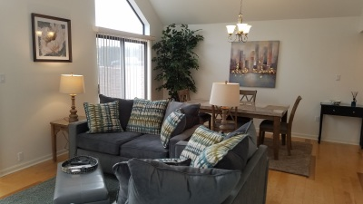 Fully furnished condominium in Harrisburg, PA