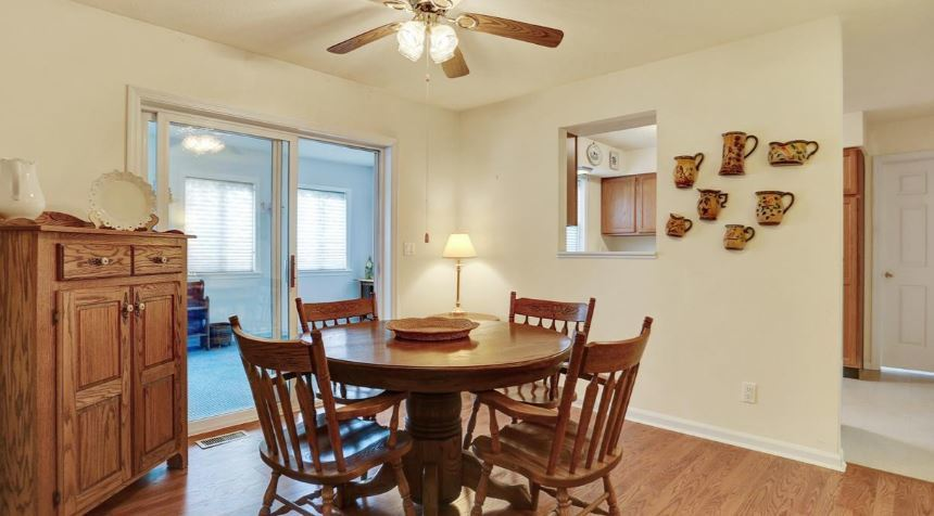 One bedroom short term furnished apartment in Mechanicsburg PA