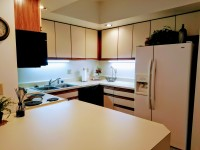 One bedroom furnished executive housing