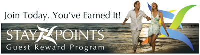 Join Contemporary Short Term Housing guest rewards program