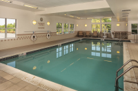 Full sized pool open year round at Residence Inn Harrisburg Hershey
