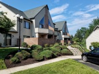 Furnished home in well maintained condominium community