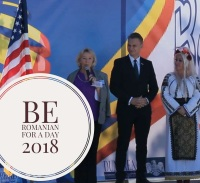 BE ROMANIAN FOR A DAY FESTIVAL ,2018