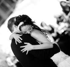 Bride and Groom Dancing at their Narrow Gauge wedding