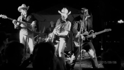 Denver Wedding Band Narrow Gauge performs live country music