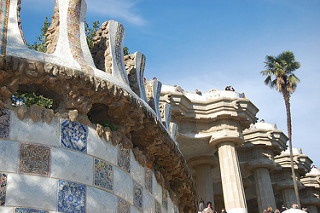 Study of Park Guell