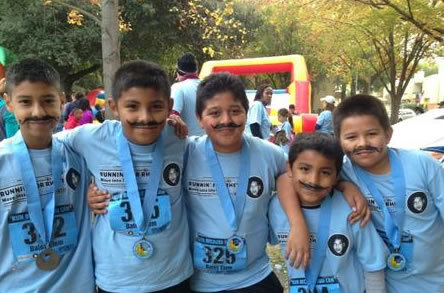 moustache boys