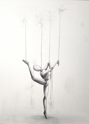 the swan (twisted marionette series)
