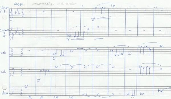 Ensemble, at the start