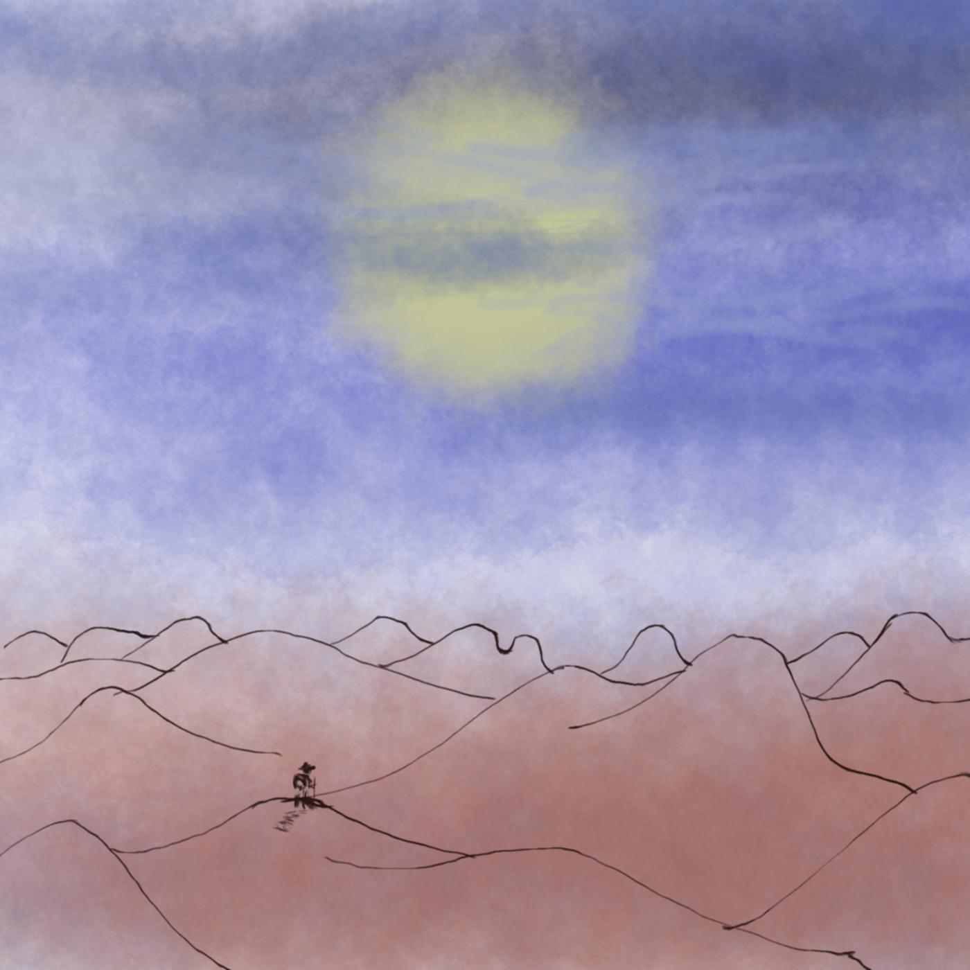 Sun and explorer