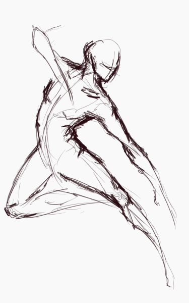 Another dancer