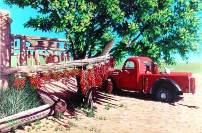 Pepper Stand Truck