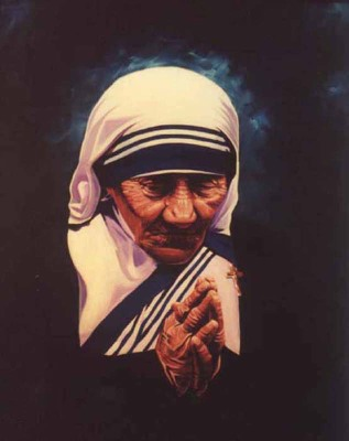 Mother Teresa sold to the state of New Mexico