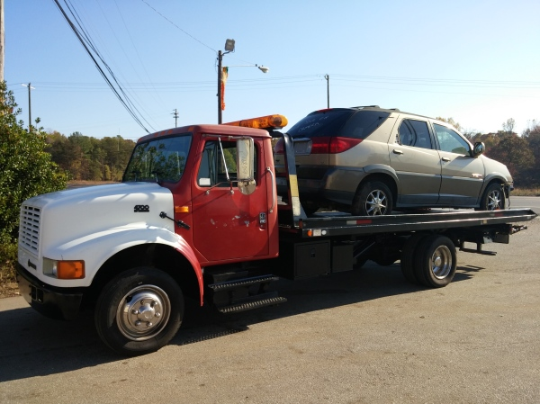 SPx Towing Services