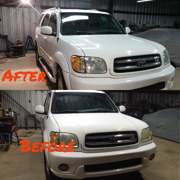 Professional Auto Detailing