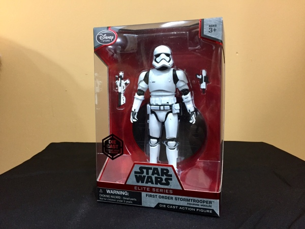 New Disney Elite Series First Order Stormtrooper