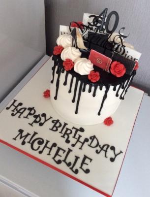 Extra tall cakes