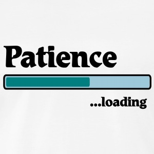 P is for...Patience